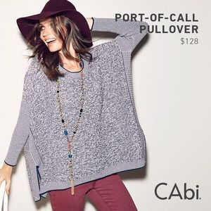 Cabi Port of Call Pullover